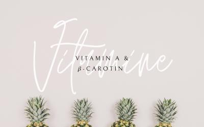 Vitamin A & ß-Carotin